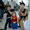 Han Solo, Wonder Woman, and Ghostbuster