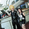 Cloud Strife and Tifa Lockhart