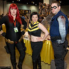 Black Widow, Wasp, and Winter Soldier