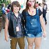 Daryl Dixon and Walker