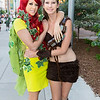 Poison Ivy and Chewbacca