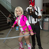 Gwenpool and Deadpool