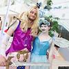 Princess Zelda and Navi