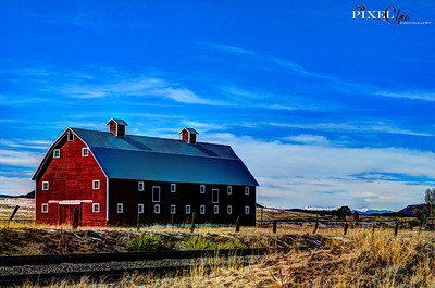 Red Barn - Greenland CO