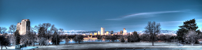 Denver Colorado Skyline - Taken by Elizabeth Linderman