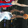 November 7, 2003:Andre Miller of the Denver Nuggets during the 104-102 overtime loss to the Los Angeles Clippers at the Pepsi Center in Denver, CO.<br /> Mandatory Credit/ Icon SMI