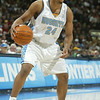January 9, 2004: Andre Miller of the Denver Nuggets during the 106-96 victory over the Utah Jazz at the Pepsi Center in Denver, Colorado. Mandatory Credit/ Icon SMI