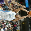 March 14, 2004: Andre Miller of the Denver Nuggets during the 102-75 victory over the Utah Jazz  at the Pepsi Center in Denver, Colorado. Mandatory Credit/Icon SMI