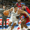 March 22, 2004: Andre Miller of the Denver Nuggets during the 102-80 victory over the Los Angeles Clippers at the Pepsi Center in Denver, CO. Mandatory Credit/ Icon SMI