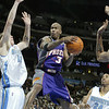 November 25, 2003:  Stephon Marbury of the Phoenix Suns during the 110-80 loss to the Denver Nuggets at the Pepsi Center in Denver, Colorado. Mandatory Credit/Icon SMI