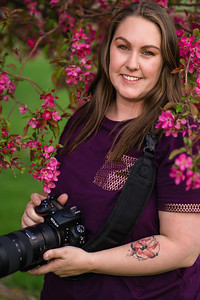 Denver Photo Betties City Park Blossoms Nikki A Rae Photography 05 02 2019-32
