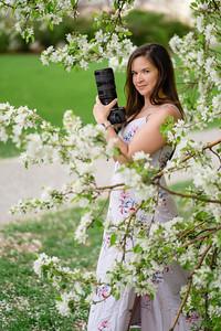 Denver Photo Betties City Park Blossoms Nikki A Rae Photography 05 02 2019-16