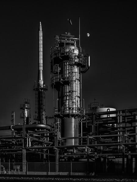 Suncor refinery, Denver, Colorado