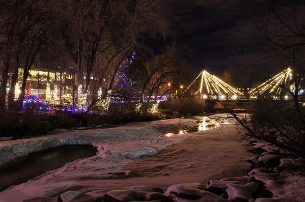 Denver and Golden CO December 2015
