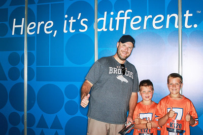 Bronco's Health & Wellness Expo 2017 at Sport's Authority Field at Mile High Stadium with Children's Hospital Colorado-SocialLight Denver Photo Booth Rental-SocialLightPhoto com-558