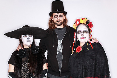 Calaveras y Ofrendas-Denver Photo Booth Rental-SocialLightPhoto com-28