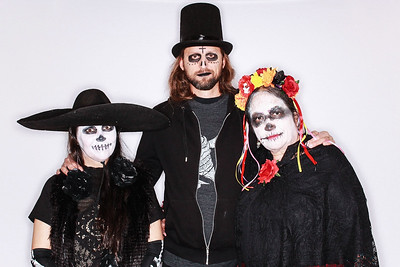 Calaveras y Ofrendas-Denver Photo Booth Rental-SocialLightPhoto com-27