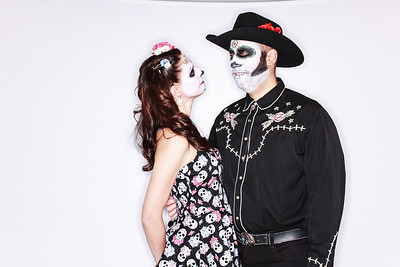 Calaveras y Ofrendas-Denver Photo Booth Rental-SocialLightPhoto com-18