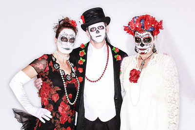 Calaveras y Ofrendas-Denver Photo Booth Rental-SocialLightPhoto com-16