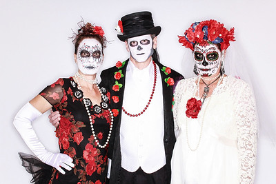 Calaveras y Ofrendas-Denver Photo Booth Rental-SocialLightPhoto com-15