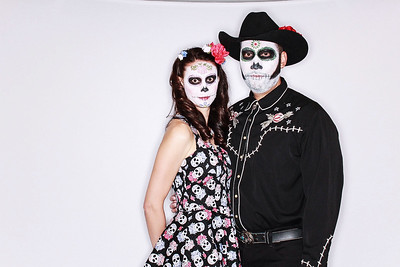 Calaveras y Ofrendas-Denver Photo Booth Rental-SocialLightPhoto com-17