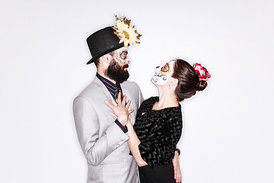 Calaveras y Ofrendas-Denver Photo Booth Rental-SocialLightPhoto com-14