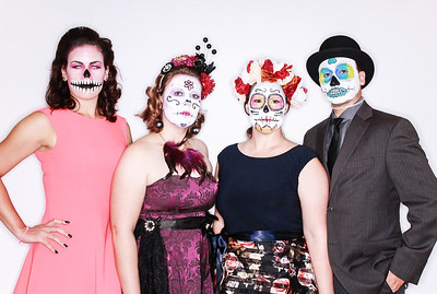 Calaveras y Ofrendas-Denver Photo Booth Rental-SocialLightPhoto com-24