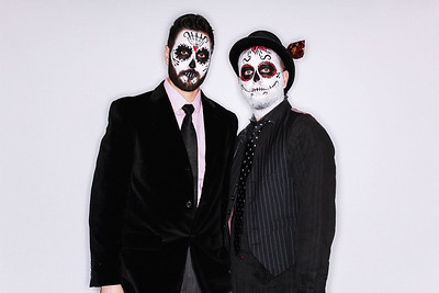 Calaveras y Ofrendas-Denver Photo Booth Rental-SocialLightPhoto com-3