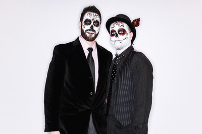 Calaveras y Ofrendas-Denver Photo Booth Rental-SocialLightPhoto com-4