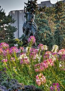 cowboy-statue-flowers-2