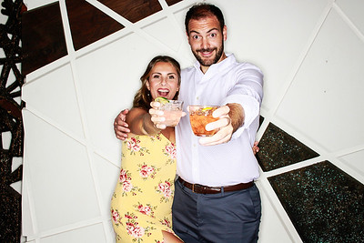 Chelsea & Justin at Invisible City-Denver Photo Booth Rental-SocialLightPhoto com