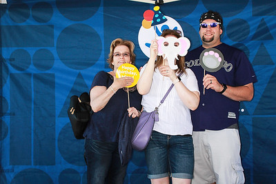 Children's Hospital Cheyenne Mountain Zoo Missy's 50th Birthday-Denver Photo Booth Rental-SocialLightPhoto com-14
