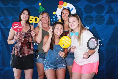 Children's Hospital Cheyenne Mountain Zoo Missy's 50th Birthday-Denver Photo Booth Rental-SocialLightPhoto com-22