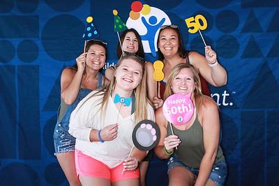 Children's Hospital Cheyenne Mountain Zoo Missy's 50th Birthday-Denver Photo Booth Rental-SocialLightPhoto com-4