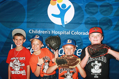 Children's Hospital at the Colorado Vibes Game-Denver Photo Booth Rental-SocialLightPhoto com