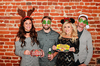 Colab Holiday Party-Boulder Photo Booth Rental-SocialLightPhoto com