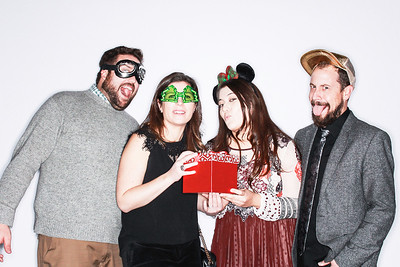 CorePower Yoga Holiday Party at Bigsby Folly-Denver Photo booth Rental-SocialLightPhoto com-24