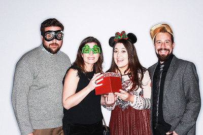 CorePower Yoga Holiday Party at Bigsby Folly-Denver Photo booth Rental-SocialLightPhoto com-2