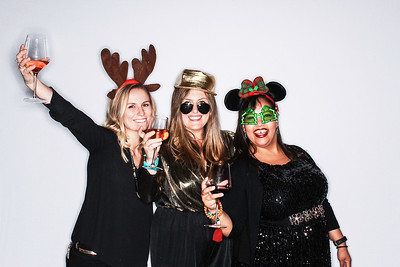 CorePower Yoga Holiday Party at Bigsby Folly-Denver Photo booth Rental-SocialLightPhoto com-86