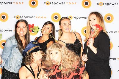 CorePower Yoga - Power Your Purpose in Estes Park-Denver Photo Booth Rental-SocialLightPhoto com