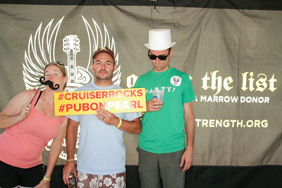 Cruiser Rocks supporting the Love Hope Strength organization-8
