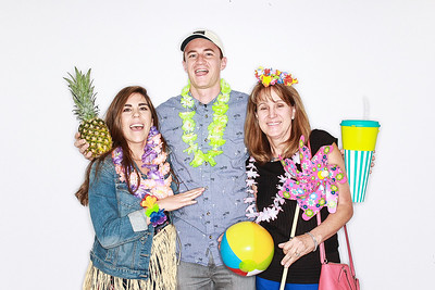 Denver Botanic Gardens Palms and Pineapples-Boulder Photo Booth Rental-SocialLightPhoto com-16