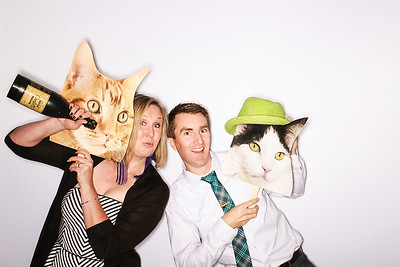 Melissa & Shane Tie The Knot at The GrowHaus-Denver Photo Booth Rental-SocialLightPhoto com-2