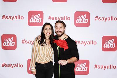 Say Allo Launch-Denver Photo Booth Rental-SocialLightPhoto com