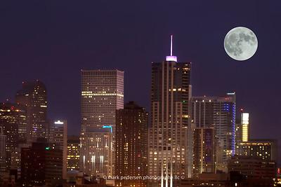 Denver-Super-Moon 2012-05-05 : Composite image
