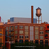 Lower Downtown morning, Ice house water tower, Lodo, Denver Colorado 2011