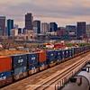 Denver Train yard