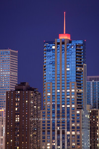 An evening in the city | Denver Colorado