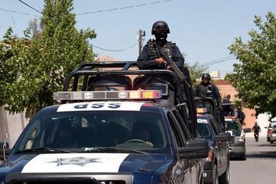 Juarez shootout