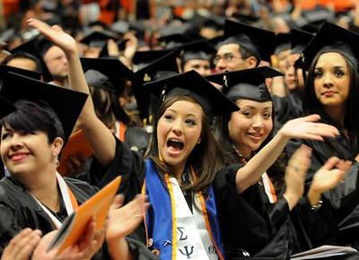 UTEP graduation